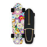 Fabriek Direct Sale Hout Maple Customized Portable Penny Canada UK Street Skateboard