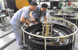 4 ou 6, fil spirales flexible en caoutchouc synthétique avec force le rayon de courbure et de haute résistance de l'huile