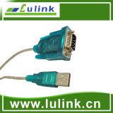 USB 2.0 pour câble de convertisseur RS232 Câble USB vers série