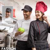 Hommes Uniforme Uniforme Chef Uniforme Chef Chef Café