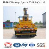 Jmc 16m 공중 운영 플래트홈 트럭