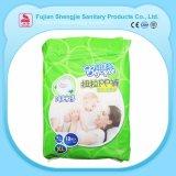 Preiswertes Feld gedruckte Verschluss-Feuchtigkeits-neugeborene Baby Panty Art-Windeln