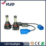 Farol do diodo emissor de luz do fornecedor de China do farol do diodo emissor de luz das peças de automóvel 4000lm 12 meses de garantia