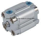 空気のコンパクトなシリンダー(ADVUシリーズ)空気シリンダー