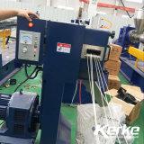 De tweeling Extruder die van de Schroef Plastic Machine samenstellen
