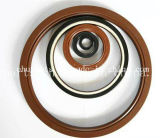 guarnizione di gomma dell'asta cilindrica di 20X28X6 TC NBR FKM FPM Viton