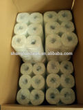 Kundenspezifisches weiche Toilettenpapier-beste Preis-kundenspezifisches Toiletten-Seidenpapier