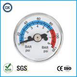 Миниый газ или Liqulid давления манометра 001