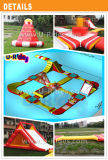 Juego inflable inflable de la torre