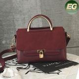 Guter Fonds Sy8181 der China-Handtaschen-Form-Dame-Bag Korean Suede Leather