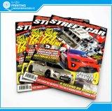 A4フルカラーの月刊雑誌の印刷