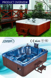 Joyspa 6person Hydro Massage Party Outdoor SPA com transbordamento (JY8002)