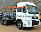 저가 380HP 6X4 FAW CNG/LNG 트랙터 트럭