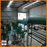 Machine van het Recycling van de Olie van de Auto van het Recycling van de Smeerolie van het afval De Raffinaderij Gebruikte