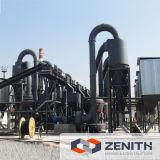 機械製造業者の炭酸カルシウムの生産ラインを作る中国の製造者の粉