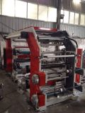 Machine d'impression Flexo 4 couleurs