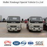 5cbm Dongfeng Euro 4 Fuel Tank Truck
