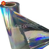 Film de laminage de laser d'arc-en-ciel