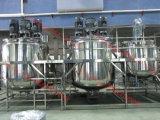衛生高品質の衛生ステンレス鋼のシロップの混合タンク