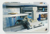 máquina para hacer punto plana del collar auto 14G para la camiseta