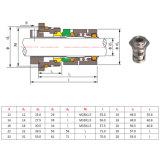 Grundfos 펌프 물개를 위한 크롬 기계적 밀봉