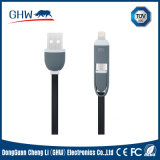 Fabricant Fashion 20cm TPE Flat Strong Power Cable