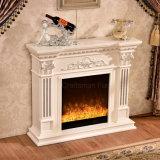 セリウムの公認のホテルの家具の木製のヨーロッパ式の電気暖炉(328)