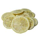 Secador de lixo com gelado de limão e limão e equipamento de liofilização a vácuo de limão
