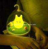 LED 야간등을 비용을 부과하는 아이 밤 라이트 터치 센서 USB