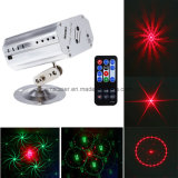 Mais novo design ampla gama 12 Patterns Mini multifunções Disco Light Laser Stage com controle remoto