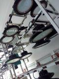 O projeto novo IP65 Waterproof a luz elevada do louro do diodo emissor de luz do UFO 150W para a iluminação comercial do armazém