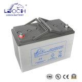 Venta caliente 12V 100 Ah AGM batería de gel para LPG12-100s Sistema Solar