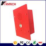 Téléphone imperméable à l'eau d'IP de grand de bouton de téléphone SIP d'ascenseur téléphone d'intercom