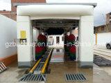 7El cepillo cepillo/9/12cepillo tipo túnel totalmente automática Máquina de lavado de coches/Coche Lavadora con sistema de secado