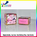 熱い販売のSkincareの紙箱クリーム色の包装ボックス