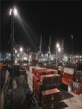 300W LEDの湾港との屋外の高い発電のマストの照明