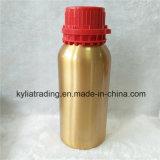la bottiglia di alluminio vuota dell'olio essenziale dell'oro 500ml con Pilfer la protezione Aeob-10 della prova