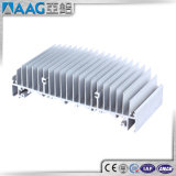 Matériau en aluminium de faisceau de radiateur