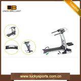 Fitness caseiro Tracção Incorporada plana multifunção 4 em 1 esteira Manual