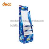 Exposición de cartón soporte de papel Bandeja para rack de pantalla de visualización