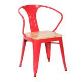 의자를 식사하는 목제 시트 복사 Xavier Pauchard Tolix