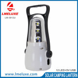 Indicatore luminoso di campeggio ricaricabile di SMD LED