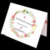 Scheda su ordinazione/cartoline d'auguri/partecipazione di nozze scheda dell'invito