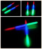 Palillo del resplandor de los Tri-Colores de los juguetes del partido (DBT15300-3)