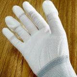 2017 новый дизайн PU покрытием ESD перчатки перчатки Anti-Static вещевого ящика