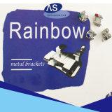 Mini corchete ortodóntico estándar dental con alta calidad