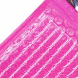 4X8 polegadas Pink Poly Bubble Mailer Bag (B. 26213pi)
