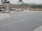 Piscina PRFV gradeamento de plástico moldado passarela