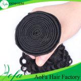 Direct Factory 8A Grau Extensão do Cabelo Humano Virgin Brazilian Hair