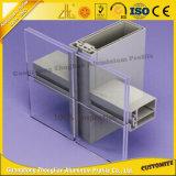 OEM mur rideau en alliage aluminium Matériaux de construction